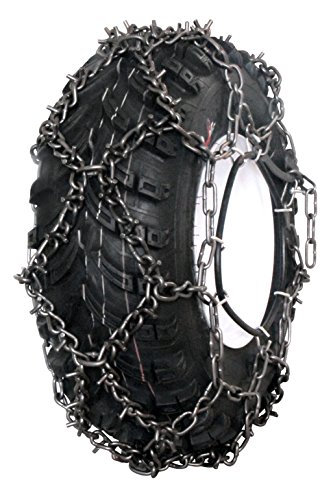 Atv Tire Chains : Grizzlar gtn atv diamond studded tire chains