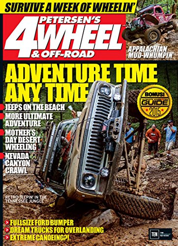 4 wheel off road magazine subscription from magazineline save 83 atv warehouse. Black Bedroom Furniture Sets. Home Design Ideas