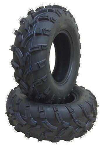 Atv Wheel Weights : Set of new wanda atv utv tires  pr p